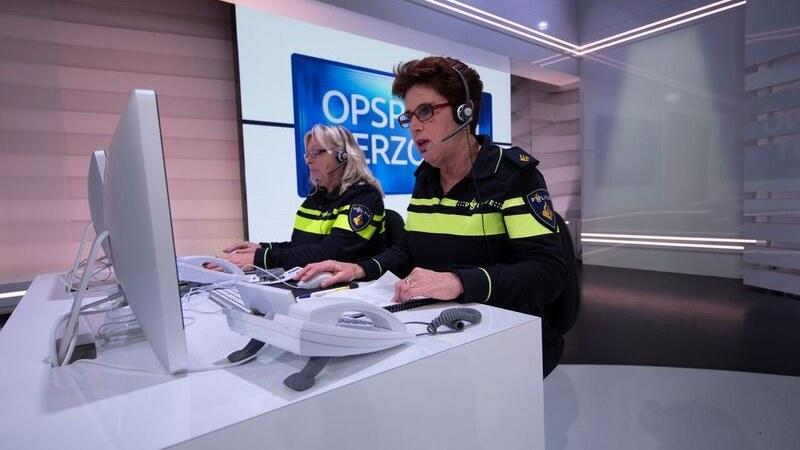 16-latek zgłosił się na policję po emisji programu telewizyjnego Opsporing Verzocht /Politie Alkmaar /materiały prasowe