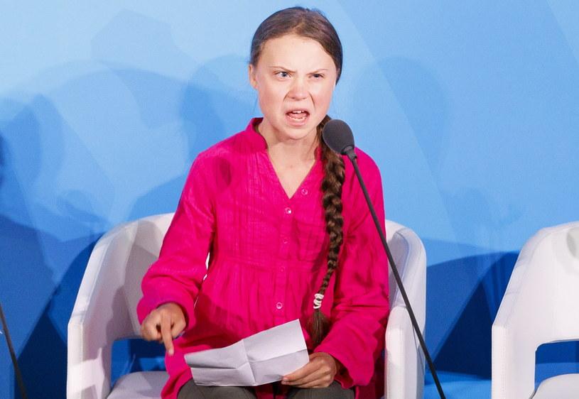 16-letnia Greta Thunberg /JUSTIN LANE /PAP/EPA
