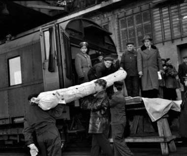 16 stycznia 1961 r. Arrasy króla Zygmunta Augusta powracają do Polski