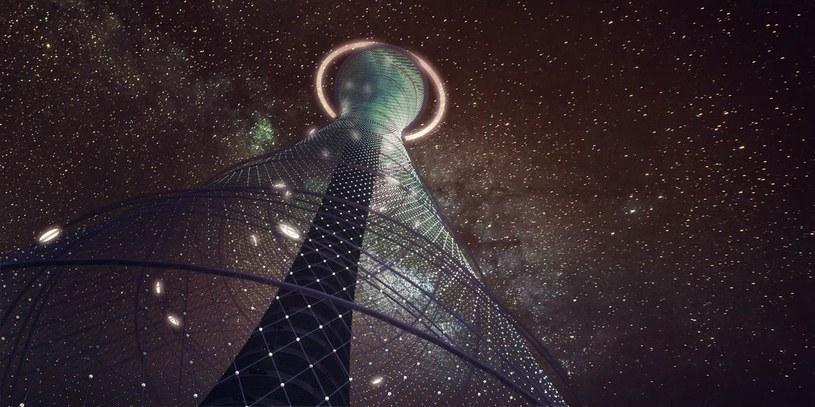 1609 m wysokości - tyle będzie liczyć najwyższa wieża świata /materiały prasowe