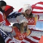 17-latka zdobyła złoty medal w Pjongczangu. Zagadkowy wpis na Twitterze
