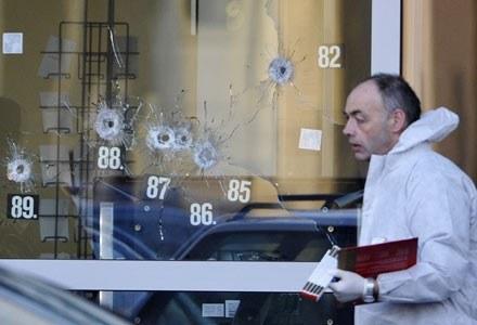 17-letni sprawca masakry w szkole w Winnenden niedaleko Stuttgartu zabił 15 osób /AFP
