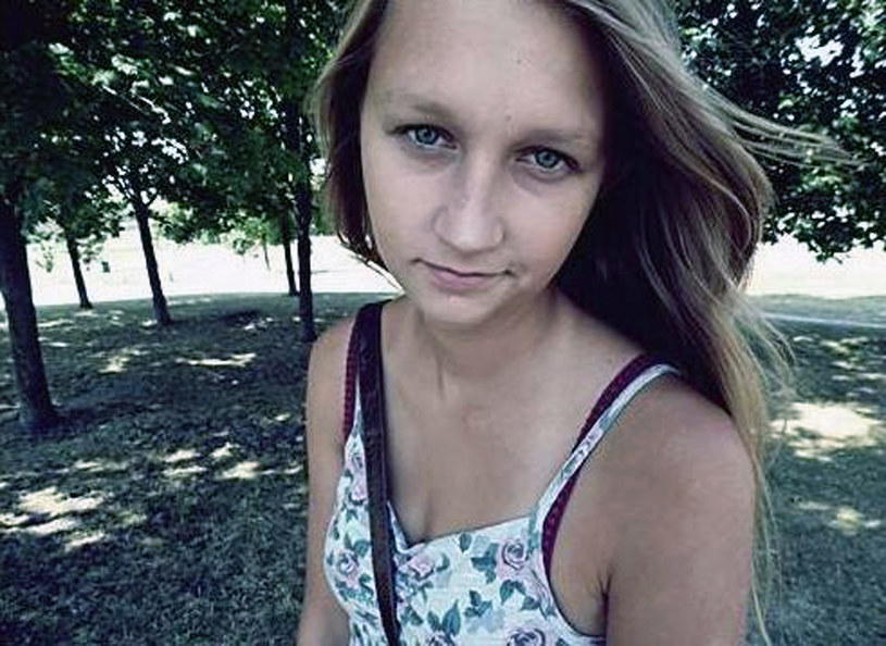17-letnia Kinga Hałas /Policja