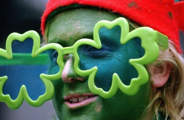 17 marca wszyscy jesteśmy Irlandczykami /AFP