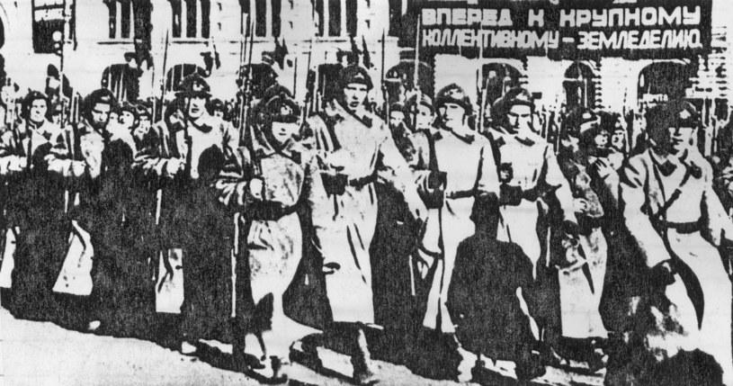 17 września 1939 roku Armia Czerwona napadła na Polskę /Getty Images