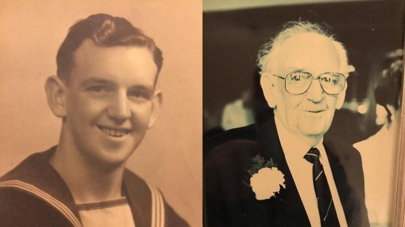 18-letni rekrut wysłał pocztówkę do swojej rodziny, która dotarła dopiero po 77 latach /Twiiter / BBCSpotlight /Twitter