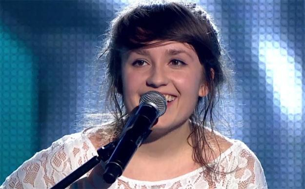 "18-letnia Ania Lenart to jedno z objawień czwartej edycji ""The Voice Of Poland"" /TVP"