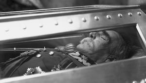 18 maja 1935 r. Józef Piłsudski pochowany na Wawelu