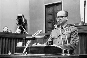18 października 1981 r. Generał Jaruzelski został I sekretarzem KC PZPR
