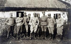 19 grudnia 1914 r. Józef Piłsudski komendantem I Brygady Legionów