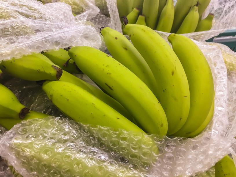 19 kg kokainy o wartości czarnorynkowej 5 mln zł znaleziono w bananach /123RF/PICSEL