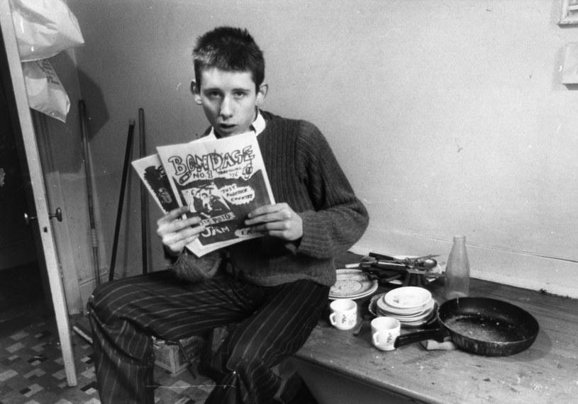 19-letni Shane MacGowan w Londynie /fot. Sydney O'Meara/Hulton Archive /Getty Images