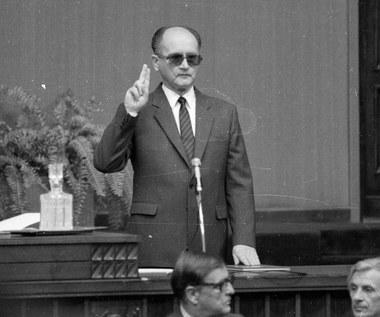 19 lipca 1989 r. Generał Wojciech Jaruzelski został prezydentem PRL