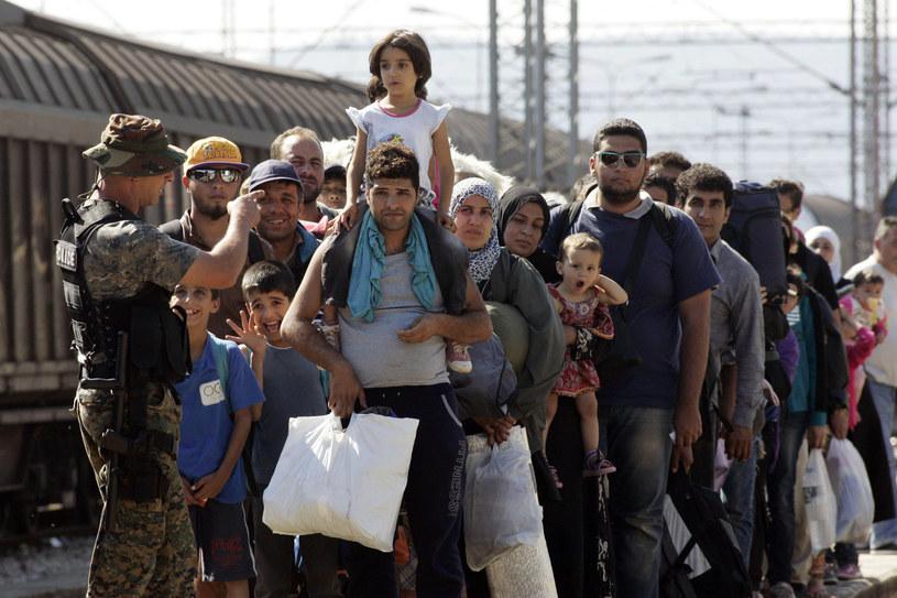 """19 maja AI opublikowało """"Refugees Welcome Index"""", który jest wynikiem globalnej ankiety, ukazującej  w jaki sposób różne społeczeństwa są gotowe na przyjęcie uchodźców /Milos Bicanski /Getty Images"""