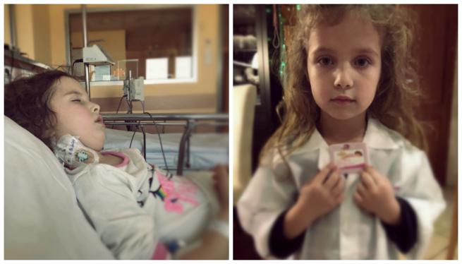 19 marca u Julii zdiagnozowano guza mózgu /Archiwum prywatne