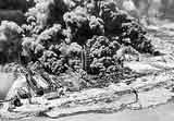 1947: Płoną zaklady chemiczne w Texas City /