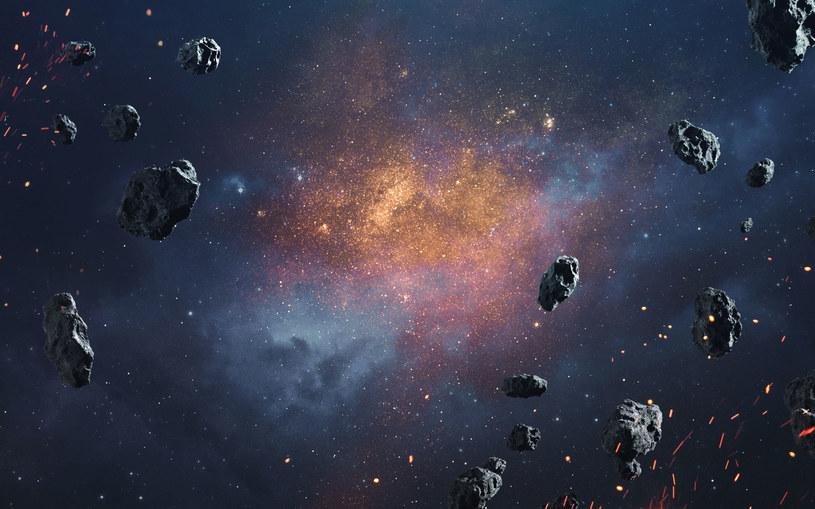 1I/ʻOumuamua to nie jedyny obiekt spoza Układu Słonecznego, który nas odwiedził /123RF/PICSEL