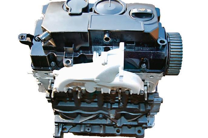 2.0 TDI BMP /Motor