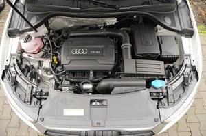 2.0 TFSI pracuje kulturalnie. Ma teraz 220 zamiast 211 KM. /Motor