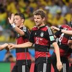 2,69 gola na mecz podczas mundialu w Brazylii