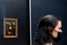 "2,9 mln euro za... kopię ""Mona Lisy"""