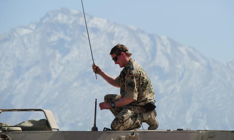 2,9 proc. powracających z misji zagranicznych cierpi na zespół stresu pourazowego. /AFP