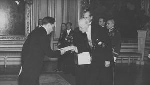 2 czerwca 1939 r. Szaronow sowieckim ambasadorem w Polsce
