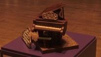 2-kilogramowy fortepian z… czekolady. Marzenie?