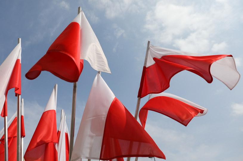 2 maja obchodzimy Dzień Flagi /Andrzej Hulimka  /Agencja FORUM