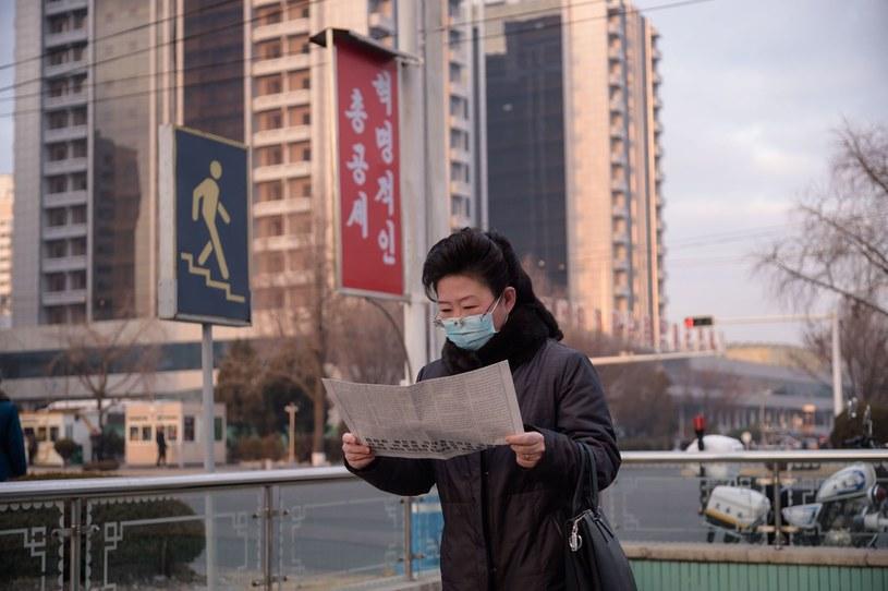 2 mln szczepionek przeciw COVID-19 trafi do Korei Północnej /Kim Won-Jin /AFP