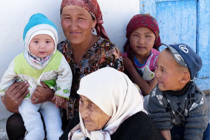 2.Murgab, Górny Badachszan, Tadżykistan. W tej części Badachszanu, w Murgabie i na całym płaskowyżu, inaczej niż w dolinach wokół rzeki Pjandż, mieszkają głównie Kirgizi. /Styl.pl