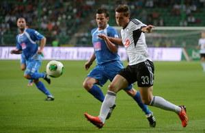 2. runda el. Ligi Mistrzów: Legia Warszawa - The New Saints FC 1-0