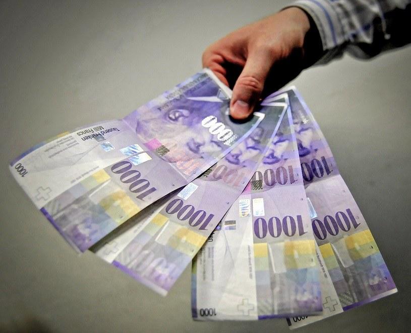 2 września cała Izba Cywilna SN zajmie się kredytami frankowymi /Piotr Kamionka /Reporter