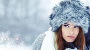 2 zimowe makijaże do pracy  i na spacer