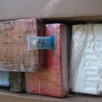 20 kg kokainy w kontenerze-chłodni w porcie w Gdańsku