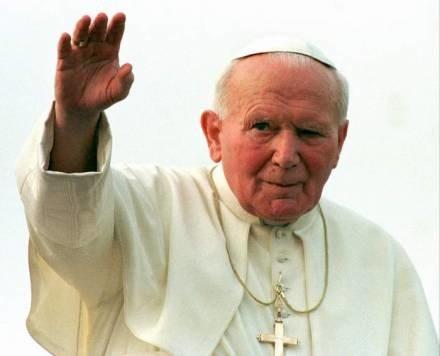 20 lat temu Jana Paweł II odwiedził Łódź /AFP