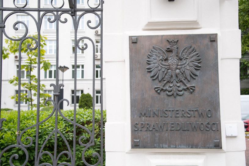 20-latek groził wysadzeniem budynku Ministerstwa Sprawiedliwości /Wojciech Stróżyk /East News