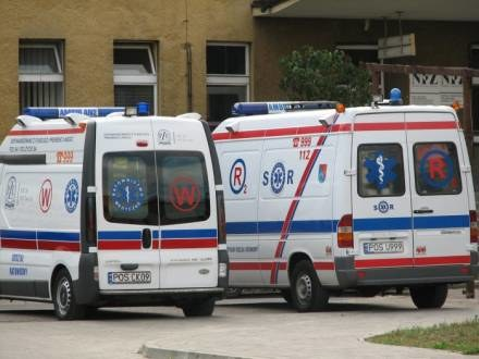 20-latek został przewieziony do jednego z poznańskich szpitali /RMF