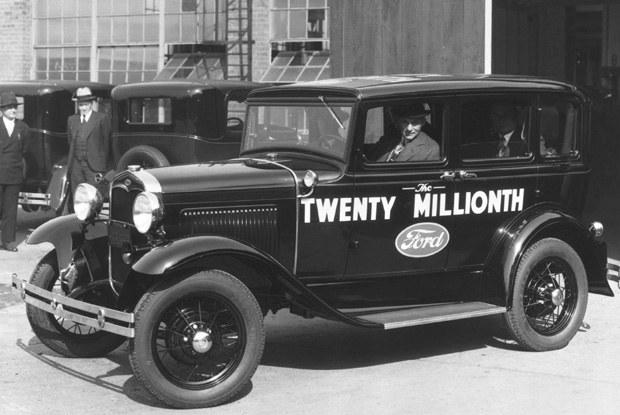 20-milionowy ford... /INTERIA.PL