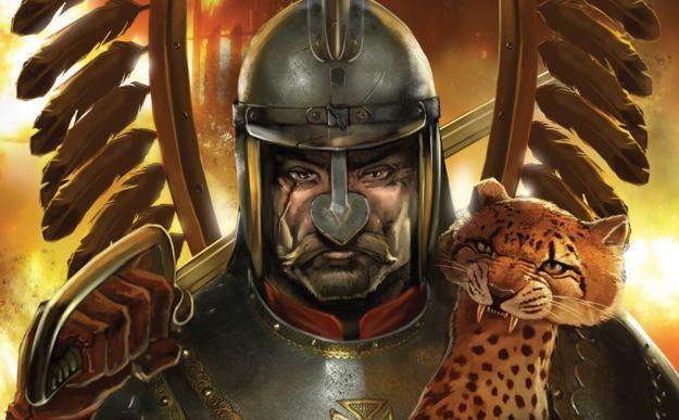 20 najlepszych rycerzy Rzeczpospolitej pobiło 17 rosyjskich bojarów w finale Bitwy Narodów /Informacja prasowa