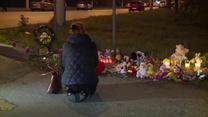 20 osób zginęło w strzelaninie na Krymie. Ich bliscy czuwali w nocy przed kostnicą