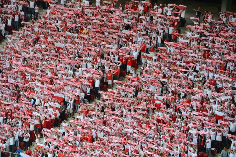 20 tysięcy polskich kibiców spodziewanych jest na stadionie Wembley /AFP