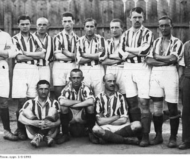 20 września 1908 r. Pierwszy oficjalny mecz między drużynami Cracovii i Wisły