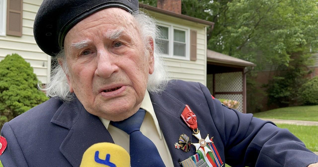 200 lat dla płk. Lipińskiego w przededniu rocznicy bitwy pod Monte Cassino