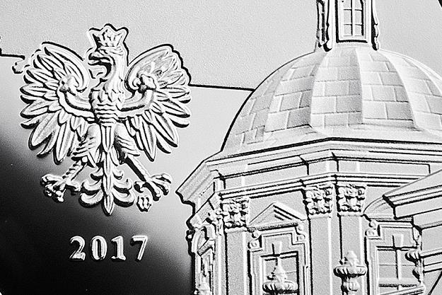 200-lecie istnienia Zakładu Narodowego im. Ossolińskich, 10 zł, detal awersu /NBP