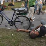 200 pijanych rowerzystów i drobnych złodziejaszków na wolności