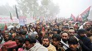 200 tys. ludzi przed mauzoleum Benazir Bhutto