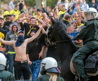 200 zatrzymanych podczas zamieszek w Dortmundzie