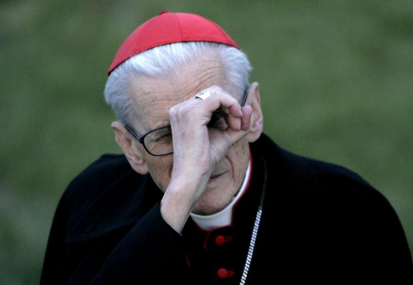 2006, Fot. Wykonana podczas wizyty papieża Benedykta XVI w Polsce /JOE KLAMAR /AFP