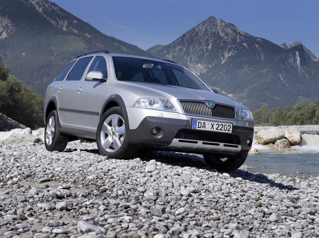 2007-2009. Scout I to bardzo praktyczny samochód. Jest drogi, ale wart swojej ceny. /Skoda
